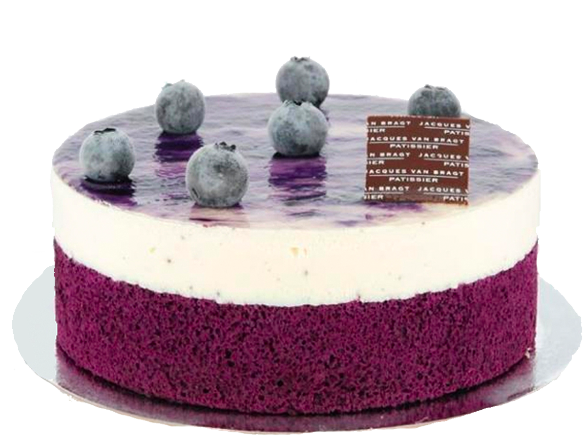 Cassis Vanille 6 pers.